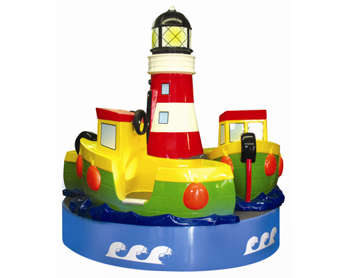 Boat Carousel